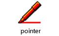 pointer(電腦桌面畫筆工具) v1.0 綠色版