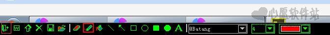 pointer(电脑桌面画笔工具)v1.0 绿色版_wishdown.com