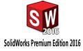 SolidWorks Premium Edition 2016 SP0.0 中文破解版【3D设计软件】