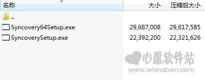 Syncovery 64位_自动备份同步工具v8.05b 中文免费版_wishdown.com