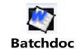 Batchdoc_Word文檔批量處理工具 v7.0 官方版