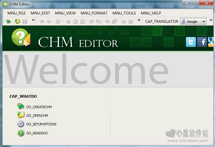 七款好用的免费帮助文件制作软件推荐(第3图) - 心愿下载