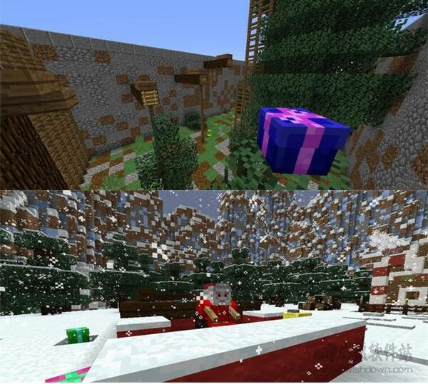 我的世界拯救聖誕節2地圖 最新版