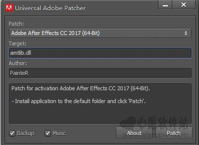 Adobe 2018全能通用破解授权激活工具v2.0_wishdown.com
