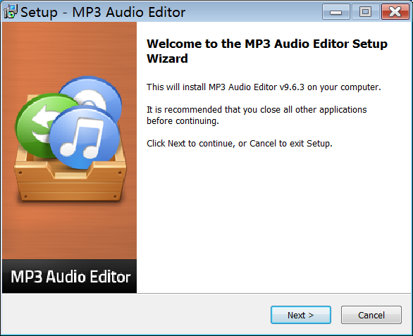 mp3 audio editor破解版 v9.6.3