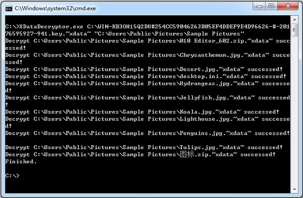 XData解密工具 v1.0.3官方版