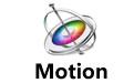 Motion 5.4(英/中文版)【苹果视频制作编辑软件】