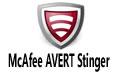 McAfee AVERT Stinger V12.1.0.2598绿色版