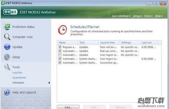 ESET NOD32 Antivirus(权威的防病毒软件) v10.1.235.1 官方简体中文版