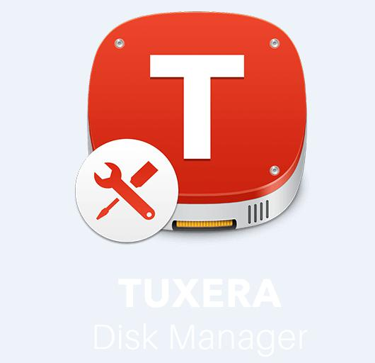 Tuxera Disk Manager