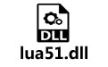 lua51.dll 64位(附丢失解决办法)