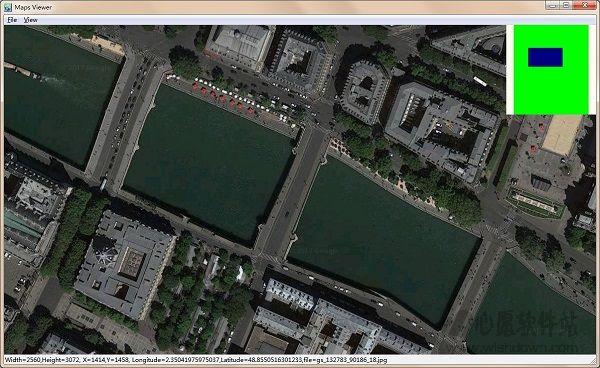 Google Maps Downloaderv8.6 官方版_wishdown.com