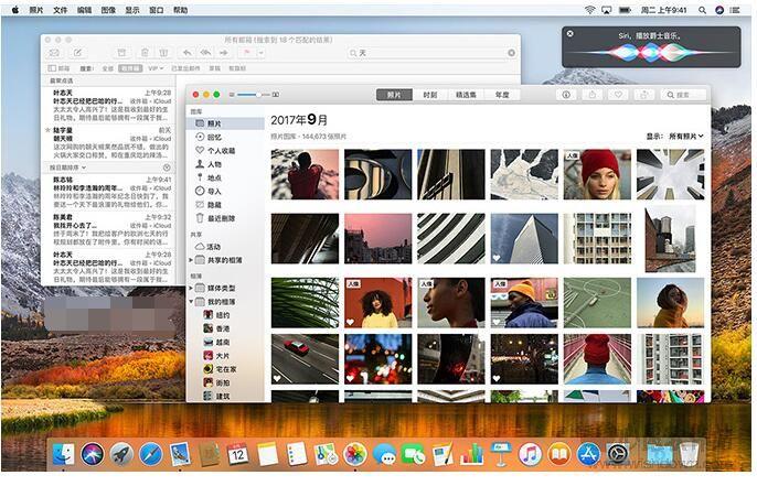 macOS High Sierra10.13.2 17C88 With Clover(带驱动)_wishdown.com