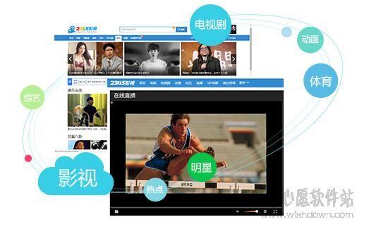 2345影视大全桌面版v9.0.0.1060 官方最新版_wishdown.com