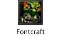 Fontcraft(魔兽字体修改器) v2.01 免费版