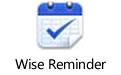 Wise Reminder(待办事项提醒软件) v1.2.8.65官方版