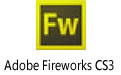 Adobe Fireworks CS3 官方正式原版