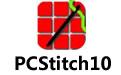 PCStitch10 (十字绣设计软件)汉化版