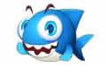 可爱小鲨鱼QQ表情