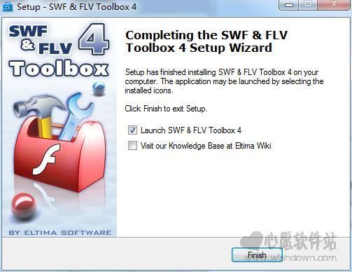SWF Toolbox 注册版(Flash转换软件)V4.0官方最新版_www.rkdy.net