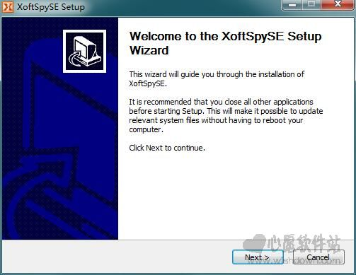 XoftSpy中文版(扫描间谍软件)4.33.304注册版_www.rkdy.net