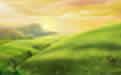 绿色主题超级养眼壁纸合集