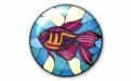3D桌面寵物金魚 v3.5 綠色版