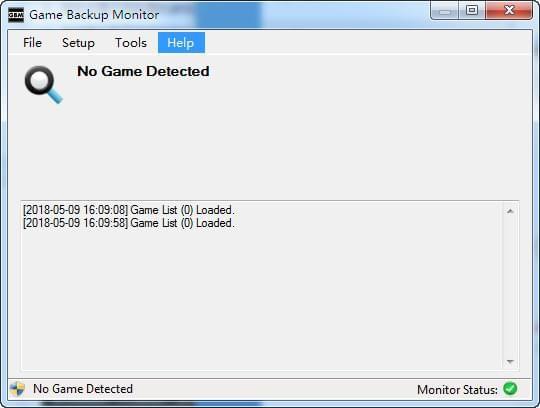 游戏存档备份器 v1.11免费版