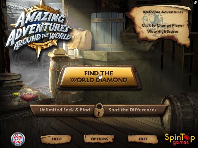 神奇冒险2 世界探险寻宝游戏_www.rkdy.net