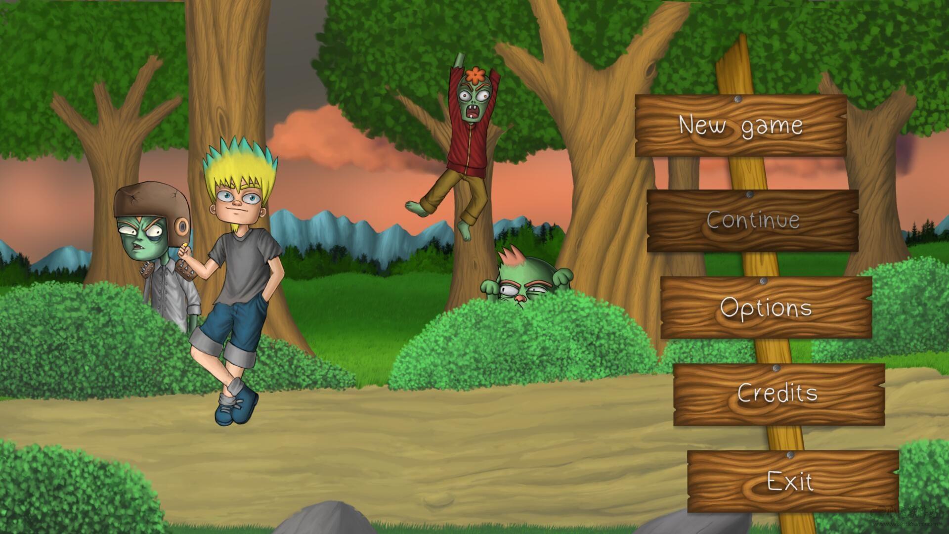 Charlie's Adventure 查理的冒险V1.1 PC硬盘版_www.rkdy.net