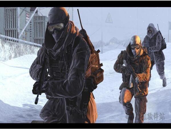 使命召唤6:现代战争2 中文版