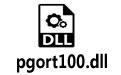 pgort100.dll 32/64位