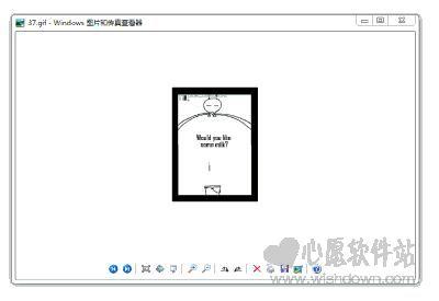 无边框图片查看器v1.1 官方免费版_wishdown.com