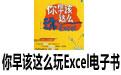 你早该这么玩Excel电子书 pdf扫描版