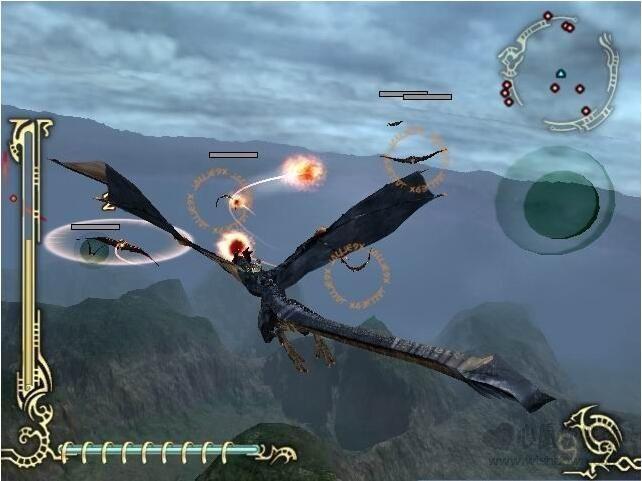 龙背上的骑兵2中文版PS2(附游戏攻略)_wishdown.com