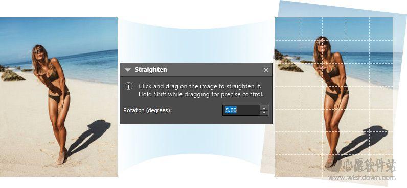 PhotoPad_照片编辑器v4.16 官方版_wishdown.com