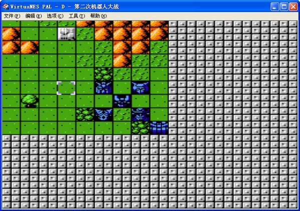 第二次机器人大战 fc版