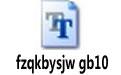 fzqkbysjw gb10