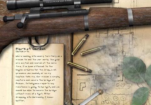 二战狙击手中文版截图