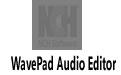 WavePad Audio Editor (音频处理软件) v8.04免费版