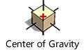 Center of Gravity(计算重心体积插件) v3.1 最新版