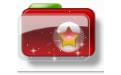 水晶圣诞节图标 128x128 包括ico和png格式 免费版