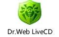 Dr.Web LiveCD(大蜘蛛开机急救杀毒盘) 6.0.0(2011-08-24) 英文安装版