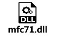 mfc71.dll 32位&64位