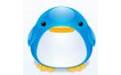 可爱QQ企鹅ico图标 png图标