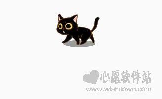 桌面小貓 1.0 綠色免費版