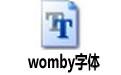 womby字体 最新免费版
