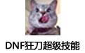 DNF狂刀超级技能 0521板砖首选