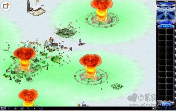 紅色警戒2變態地圖合集(50張) 中文版
