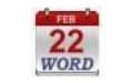 Word工作日志模板生成器 V1.9.4 免费版